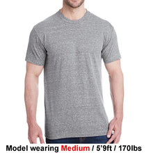 Load image into Gallery viewer, Yaaaaass Men's Tri-Blend T-Shirt