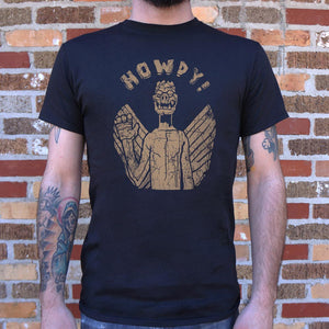 Captain Howdy T-Shirt (Mens)