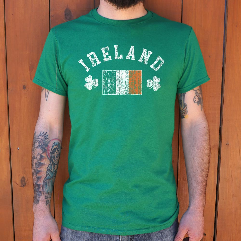Ireland T-Shirt (Mens)