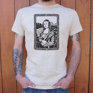 Mona Lisa T-Shirt (Mens)