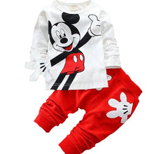 Load image into Gallery viewer, Mickey  Mouse  Children's Suit 3pcs