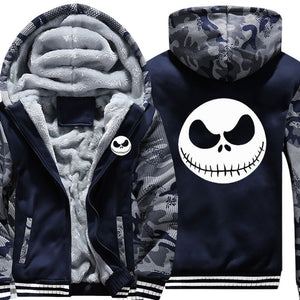 Nightmare Before Christmas Fleece Hoodie