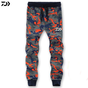 Fishing Suit Full Sleeve Hoodie Elastic Pants Sport Camouflage