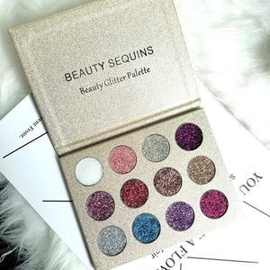 Shimmer Matte Glitter Eye shadow Pallete 63 Shades