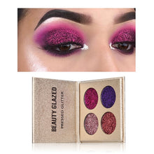Load image into Gallery viewer, Shimmer Matte Glitter Eye shadow Pallete 63 Shades
