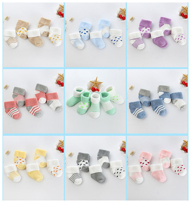 warm baby toddler socks
