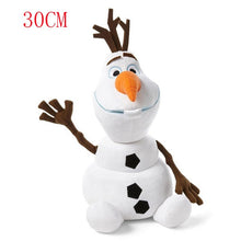 Load image into Gallery viewer, Snowman Olaf Plush Toys