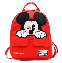 Load image into Gallery viewer, Mickey Bag Backpack