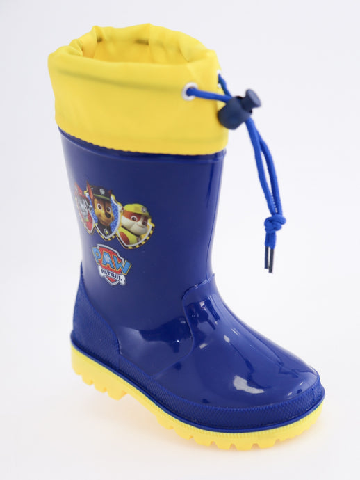 Paw Patrol rain boots with print