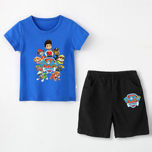 Load image into Gallery viewer, Cotton T-shirt & Shorts