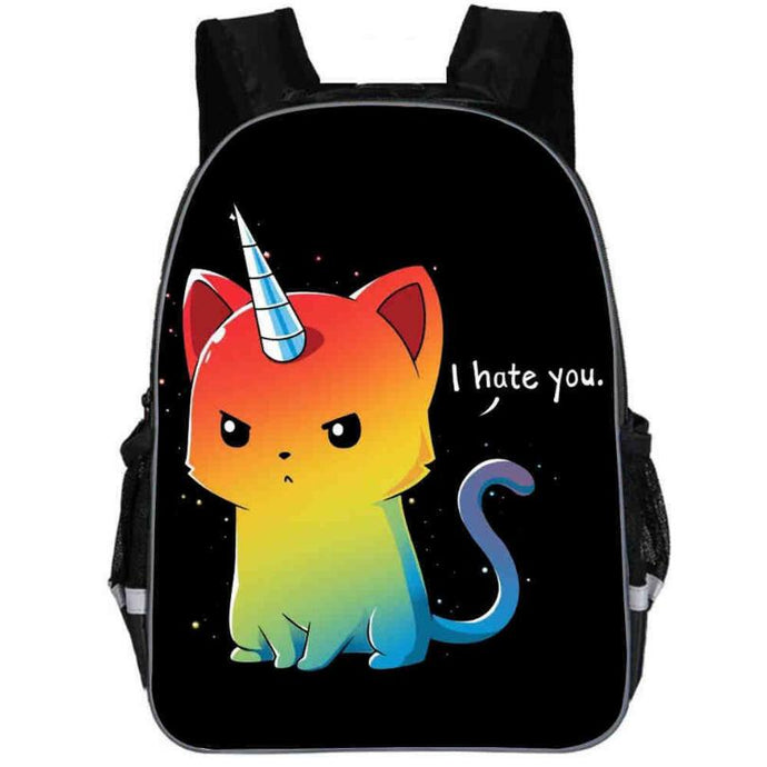 Unicorn Printing Backpacks