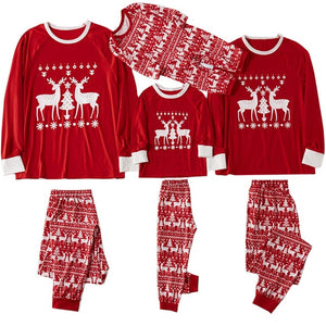 Family Pajamas Set Christmas