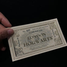 Load image into Gallery viewer, Harry Potters The Marauder's Map Wizard School Ticket