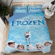 Load image into Gallery viewer, Bedding Set Frozen