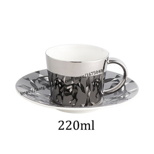 Creative Reflection cup  The Mirror Collection