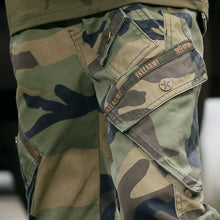 Load image into Gallery viewer, Big Pockets Camouflage Pants