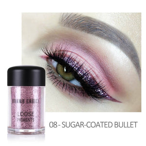 Glitter Powder Matte Metallic