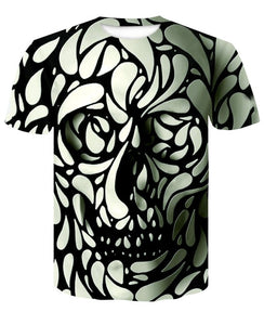 Men's T-shirt  cartoon