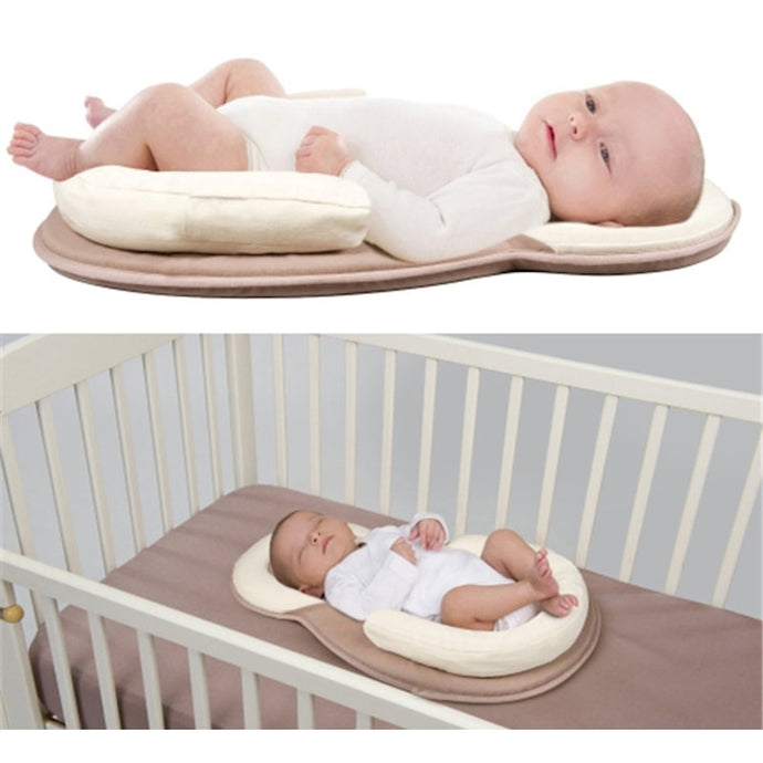 Infant Sleep Mat with Pillow Protection