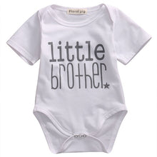 Load image into Gallery viewer, Newborn Baby Boys Bodysuit Big Brother T-shirt Tops Outfits Family Set