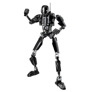 Star Wars Build-able Figure Building Block