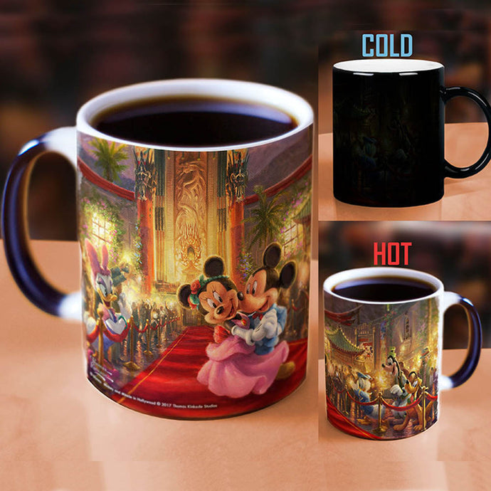 Dancing Mickey Coffee Mugs