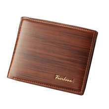 Load image into Gallery viewer, Men Leather Wallet