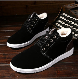 Winter Warm Ankle Boots High Top