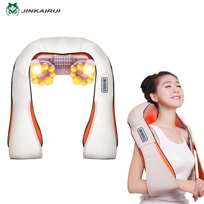 U Shape Electrical Shiatsu Massager