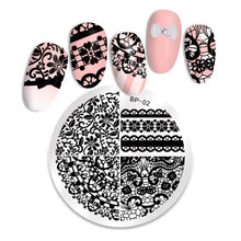 Load image into Gallery viewer, 8ml Nail Stamping Gel and Stamp