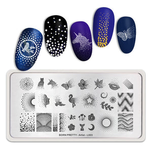 8ml Nail Stamping Gel and Stamp