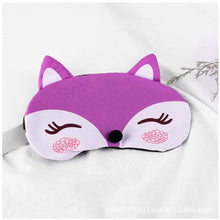 Load image into Gallery viewer, Fox 3D Sleep Mask