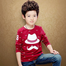 Load image into Gallery viewer, Boys Long Sleeve Shirt