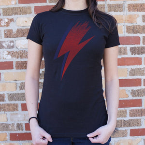 Star Bolt Tribute T-Shirt (Ladies)