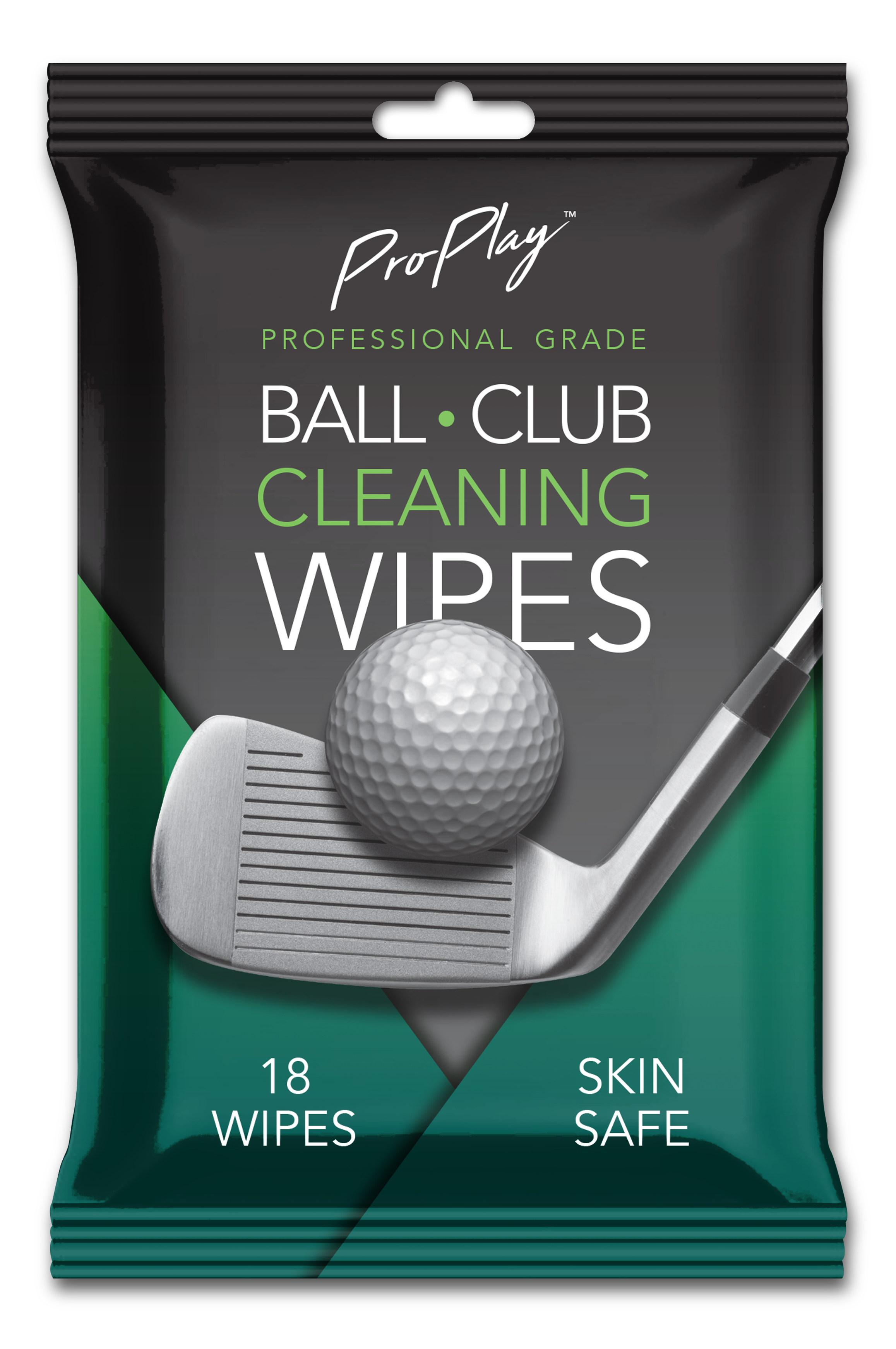 ProPlay Ball-Club Cleaning Wipes