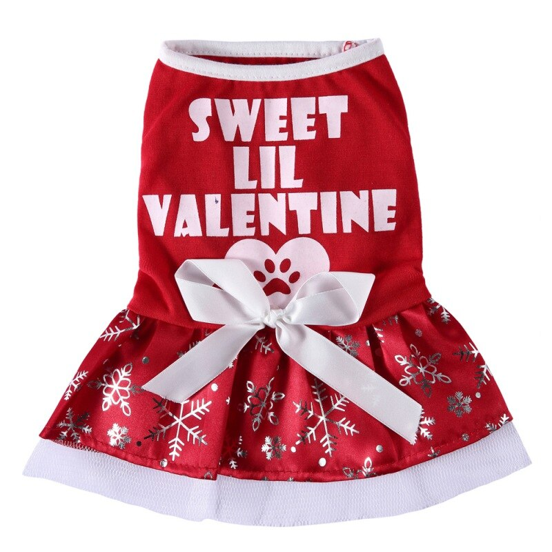 Valentine Pet Dress