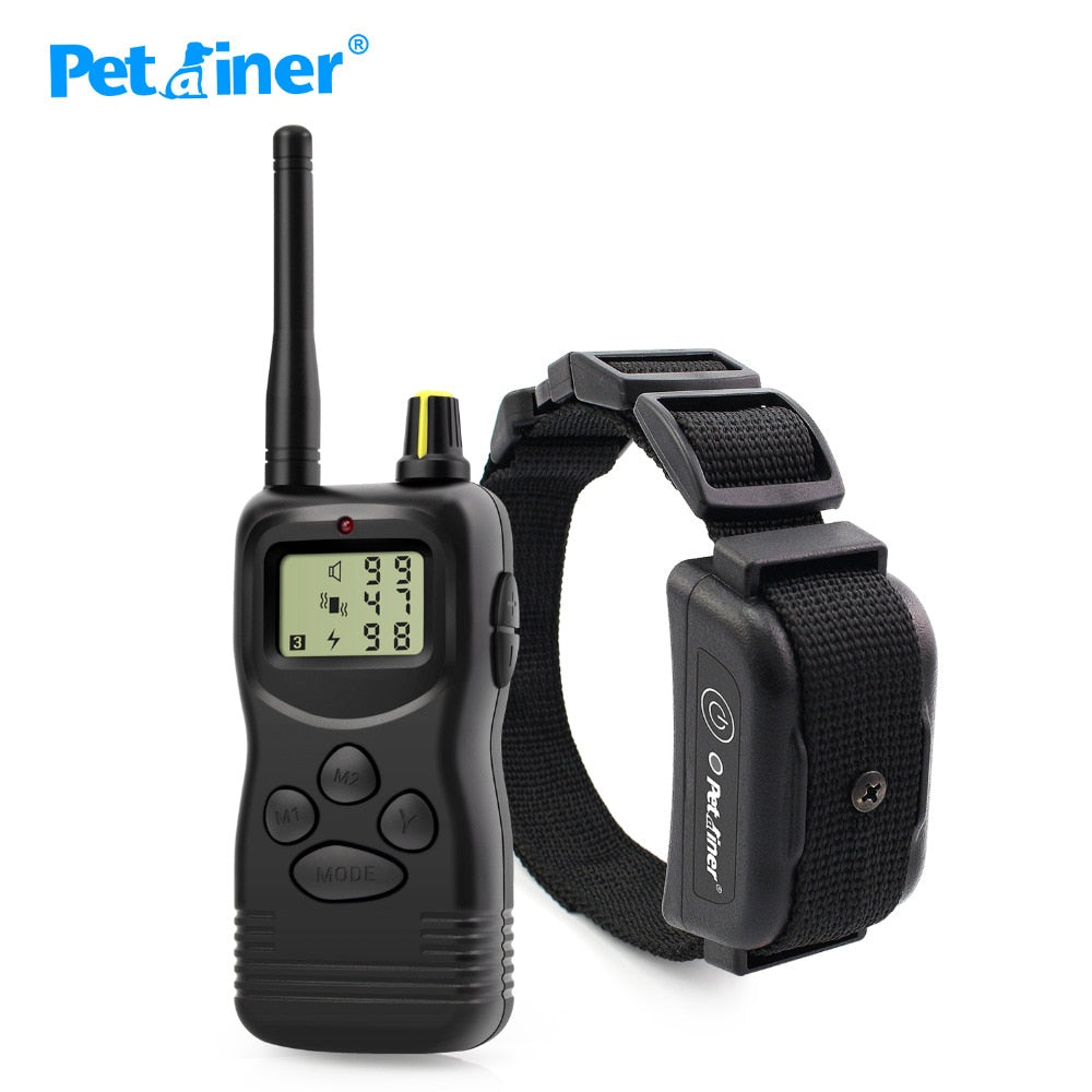 Petrainer -  Pet Remote Control Training Collar