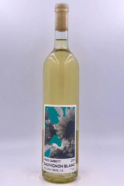 Miles Garrett, Willow Creek, Humboldt County, Sauvignon Blanc, 2019