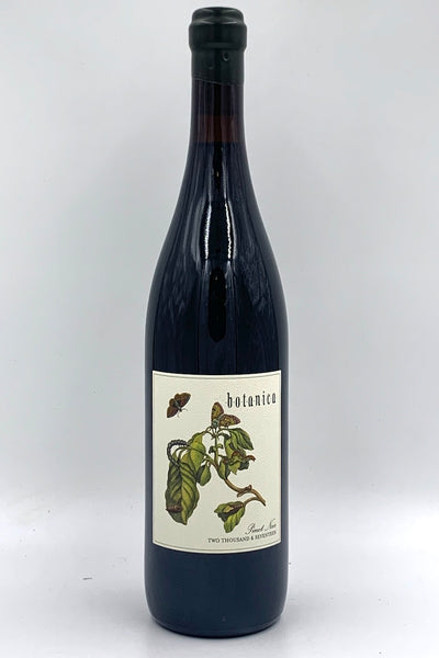 Antica Terra, Botanica, Willamette Valley, Pinot Noir, 2017