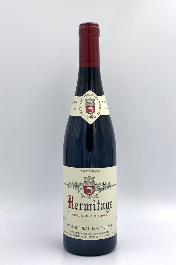 Jean-Louis Chave, L'Hermitage, Syrah 1999