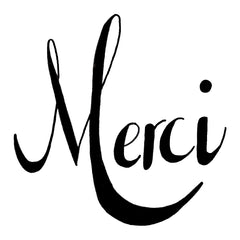 déco message merci broderie punch needle