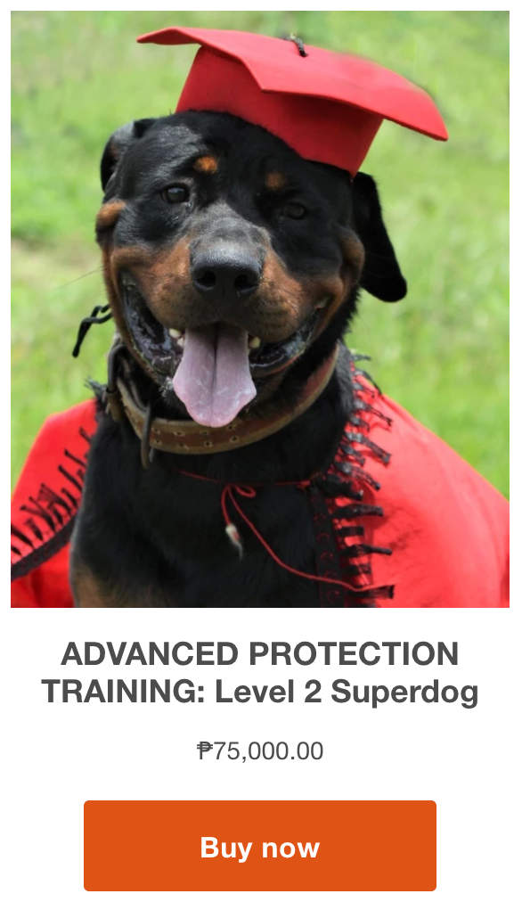 Advanced Dog Protection