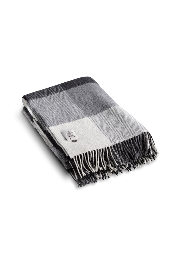 Winter Cozy Merino Cashmere Blend Throw