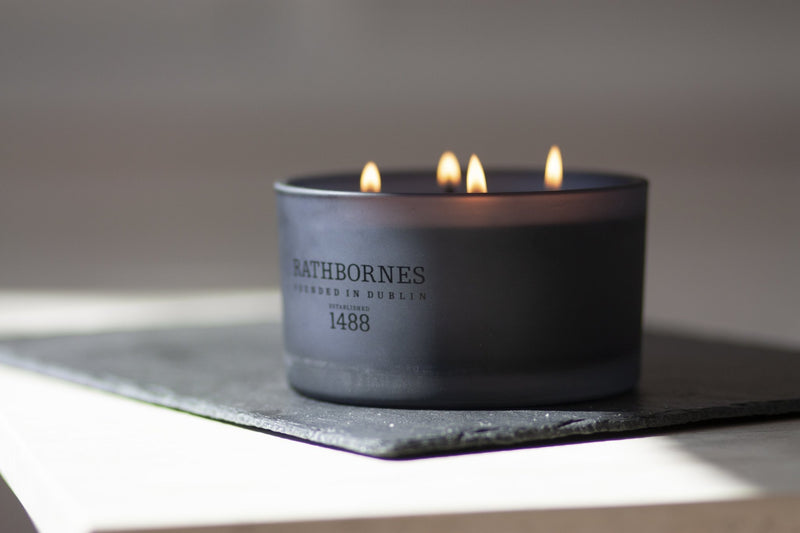 Dublin Dusk Luxury Beeswax Candle - L'Atelier Global