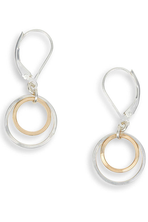 Endless Circles Earrings - L'Atelier Global