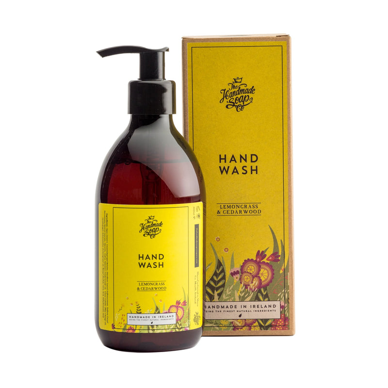 Lemongrass & Cedarwood Hand Wash - L'Atelier Global