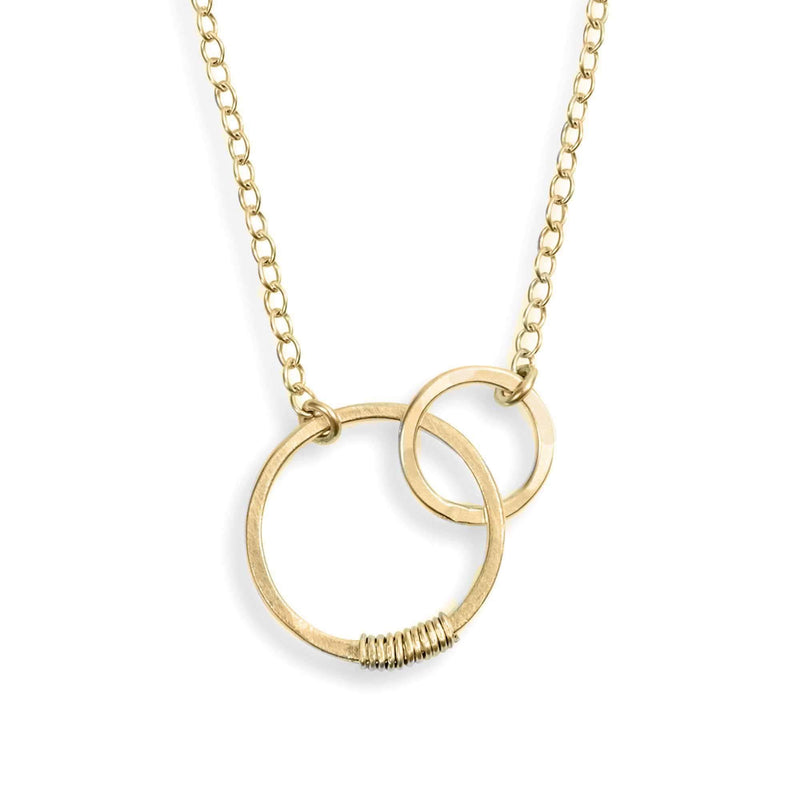 Linked Circles Necklace - L'Atelier Global