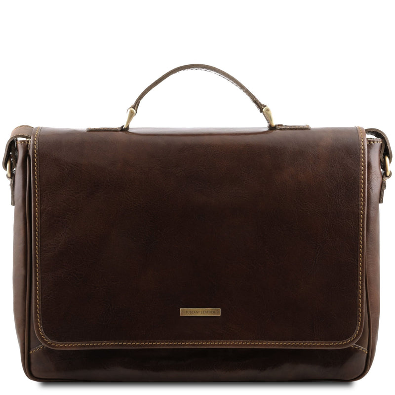 Padova Exclusive Leather Laptop Case - L'Atelier Global
