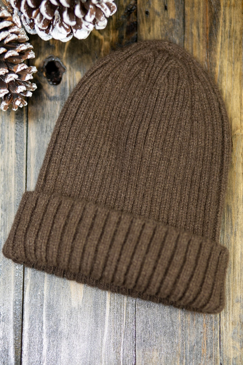 The American Bison Wool Beanie - L'Atelier Global