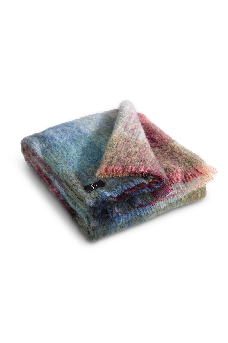 Tipperary Luxuriously Soft Mohair Throw - L'Atelier Global